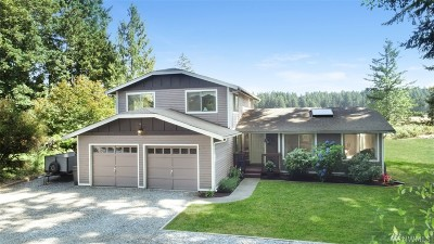 Puyallup Single Family Home For Sale: 13715 126th Ave E