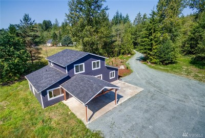 Sedro Woolley Single Family Home Sold: 7261 Cokedale Lane