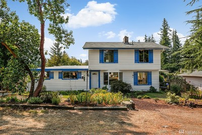 Maple Valley Single Family Home For Sale: 22951 SE 287th St