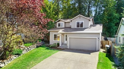 Puyallup Single Family Home For Sale: 9412 191st St E
