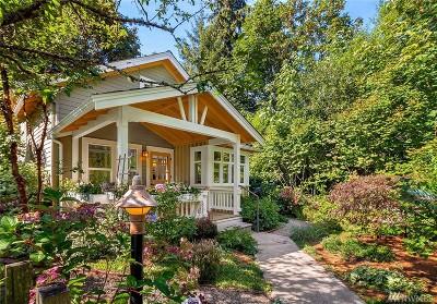 Redmond Condo/Townhouse For Sale: 13314 NE 111th Ct #5