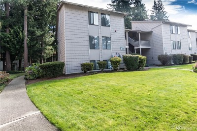 Federal Way Condo/Townhouse For Sale: 33016 17th Place S #B201