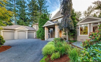 Bellingham Single Family Home For Sale: 640 Linden Rd