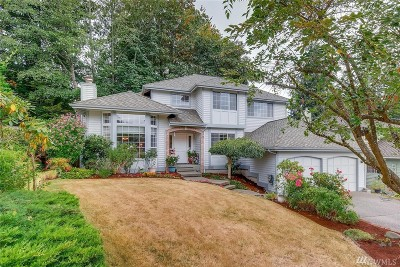 Mukilteo Single Family Home For Sale: 13124 44th Ave W
