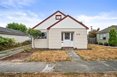 Chehalis Single Family Home For Sale: 160 SW 2nd St