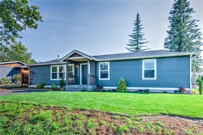Single Family Home For Sale: 2630 Ontario St