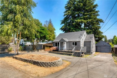 Seattle Single Family Home For Sale: 11222 12th Ave SW