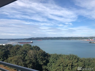 Tacoma Condo/Townhouse For Sale: 235 Broadway #620