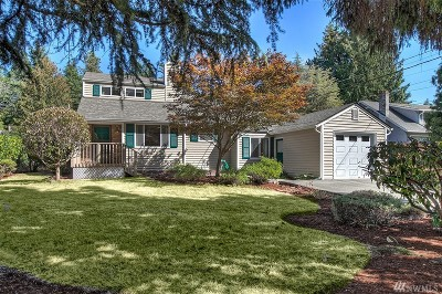 Burien Single Family Home For Sale: 16028 21st Ave SW