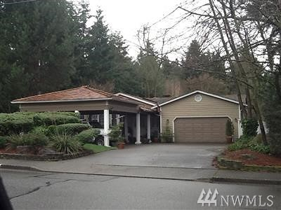Medina Single Family Home For Sale: 1200 Evergreen Point Road