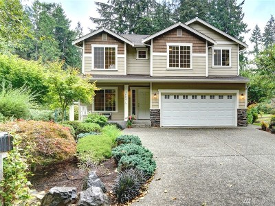 Gig Harbor Single Family Home For Sale: 3808 157th St Ct NW