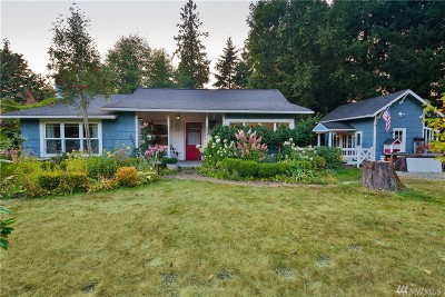 Bothell Single Family Home For Sale: 20119 100th Ave NE