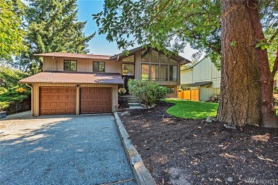 Federal Way Single Family Home For Sale: 32312 2nd Ave SW