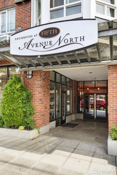 Condo/Townhouse For Sale: 812 5th Ave N #202