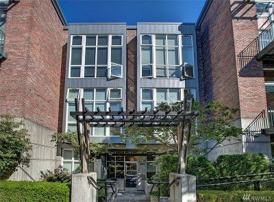 Seattle Condo/Townhouse For Sale: 1812 19th Ave #206