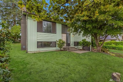 Bellevue Single Family Home For Sale: 547 129th Ave SE