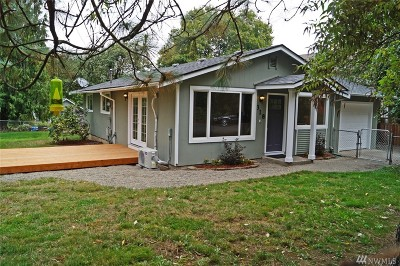 Shelton WA Single Family Home Sold: $199,500