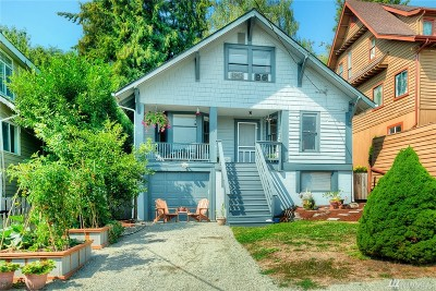 King County Single Family Home For Sale: 3239 30th Ave SW