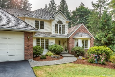 Issaquah Single Family Home For Sale: 13030 205th Place SE