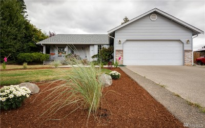 Sumner Single Family Home For Sale: 6421 153rd Ave E