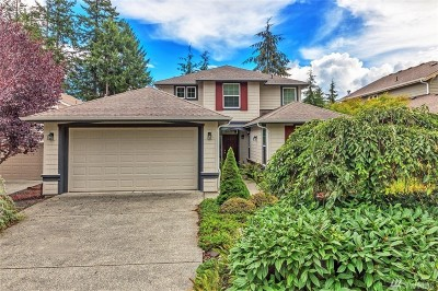 Port Ludlow Single Family Home Contingent: 76 Timber Meadow Dr