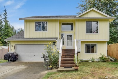 Gold Bar Single Family Home For Sale: 41314 May Creek Dr
