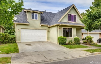 Ferndale Single Family Home Sold: 2081 Calico Lp