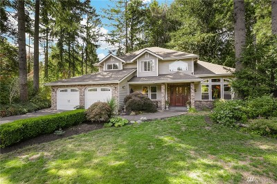 Olympia Single Family Home For Sale: 5425 Heights Lane NE