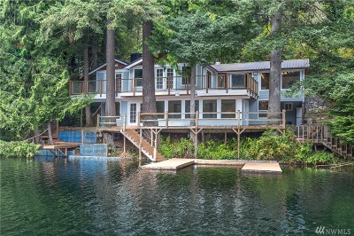 North Bend, Snoqualmie Single Family Home For Sale: 10010 353rd Ave SE