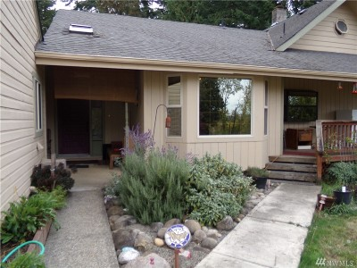 Chehalis Single Family Home For Sale: 2677 Jackson Hwy