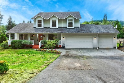 Snohomish Single Family Home Contingent: 612 150th Ave NE