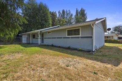 Port Orchard Single Family Home For Sale: 3024 Greendale Dr SE