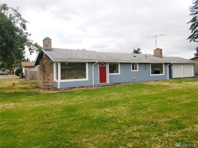Marysville Single Family Home For Sale: 4827 89th Place NE