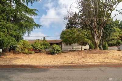 Seatac Single Family Home For Sale: 1402 S 201st St