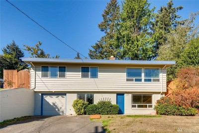 Seatac Single Family Home For Sale: 19013 47th Ave S