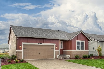 Orting Single Family Home For Sale: 115 Hickory Ave SW #29