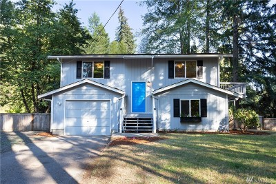 Gig Harbor Single Family Home For Sale: 9515 86th Ave NW