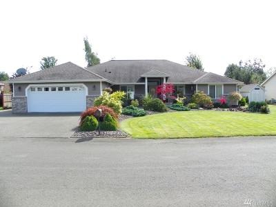 Montesano Single Family Home For Sale: 1335 Cascade Ct