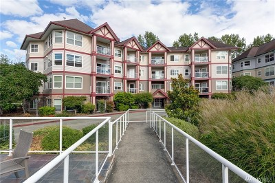 Bellingham Condo/Townhouse For Sale: 255 W Bakerview Rd #B102