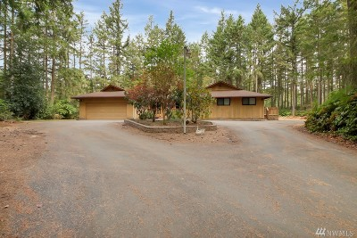 Gig Harbor Single Family Home For Sale: 14702 35th Ave