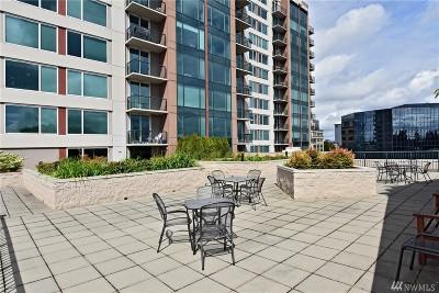 Bellevue Condo/Townhouse For Sale: 177 107th Ave NE #814
