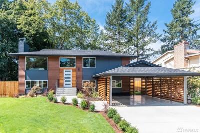 Bellevue Single Family Home For Sale: 301 145th Ave NE