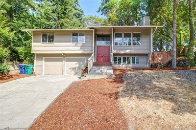 Federal Way Single Family Home For Sale: 4126 SW 328th Place