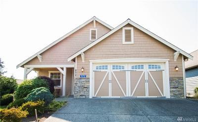 Mount Vernon Single Family Home For Sale: 972 Chestnut Lp