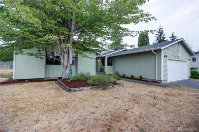 Bellingham Single Family Home Sold: 124 Crestline Dr