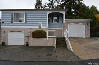 Fircrest Condo/Townhouse For Sale: 4003 Flora Dr
