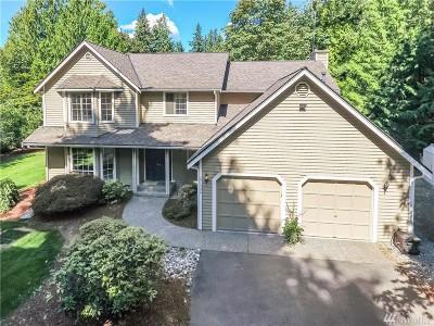 Redmond Single Family Home For Sale: 21524 NE 92nd Place