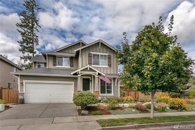 Bothell Single Family Home For Sale: 15308 Sunset Rd