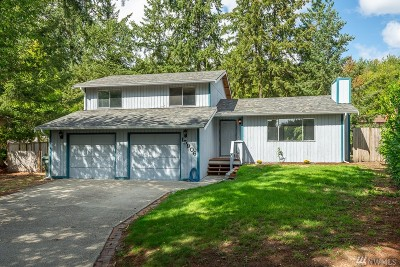 Puyallup Single Family Home For Sale: 15906 57th Av Ct E