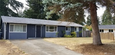 Puyallup WA Single Family Home For Sale: $229,950